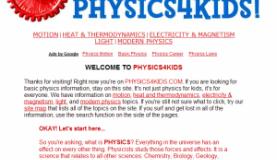 Physics4Kids!